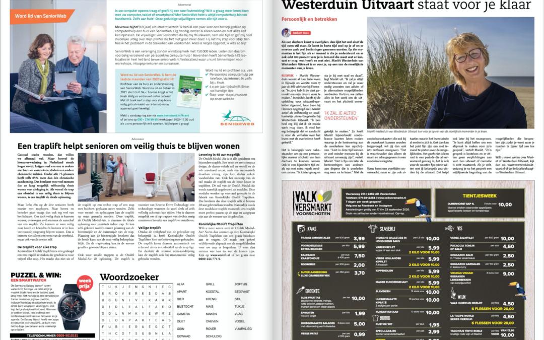 Westerduin Uitvaart staat voor je klaar – Groot Rijswijk